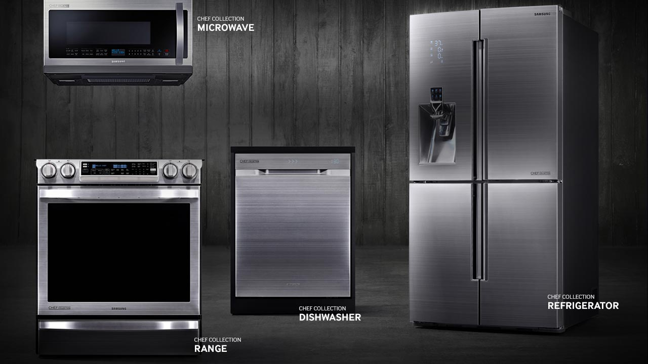 Home Appliance Packages